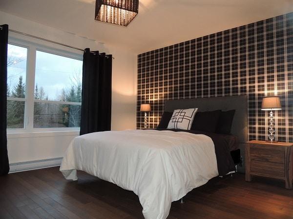 Chambre coucher principale maison mod le neuve lachute for Chambre a coucher model