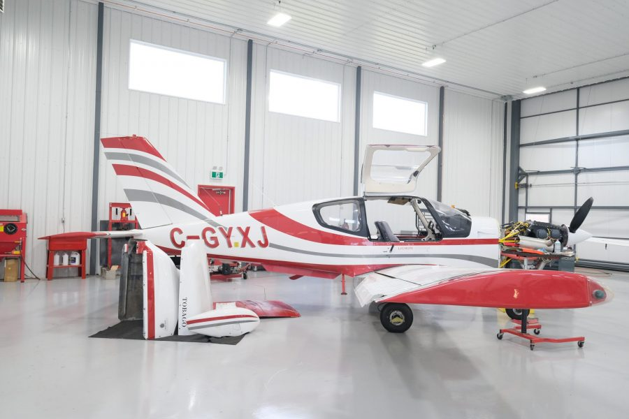 Griffon Services Techniques et Lachute Aviation